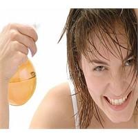 Derinlemesine saç bakımı için tüyolar