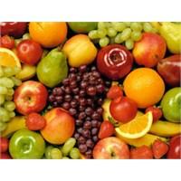 Haftada 1 Kilo Verdiren Meyve