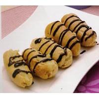 Ekler Pasta Tarifi (Likorlü)