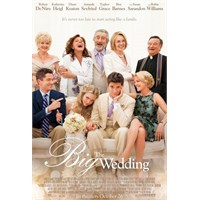 "Robert De Niro'lu ""The Big Wedding""den İlk Fragman"