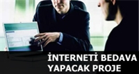 İnterneti Bedava Yapacak Proje Geliyor