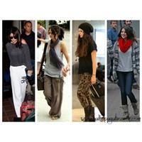 Sokak Stili: Selena Gomez