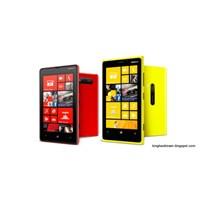 Lumia 920 Ve 820' Ye Güncelleme Geldi!