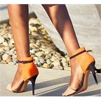 Zara Basic Sandalet
