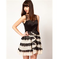 2013'ün En İddialı Elbise Etek Modelleri