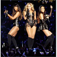 Beyonce Super Bowl Performansı