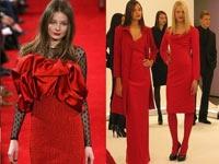 Kırmızı Elbise Giymek, Cesaret İster!