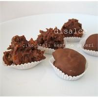 Çikolatalı Kestane Şekeri....Disalce