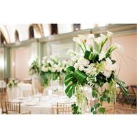 Düğünde Masa Düzeni Örneği