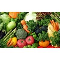 Renkli Sebze Tüketin, Sağlığınız Renklensin!