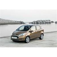 2013 Ford B- Max'in Fiyatı 38.250