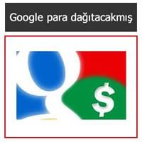 Googledan 25 Dolar Çek