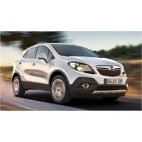 2013 Opel Mokka Üç Motor Seçeneği İle Türkiyede