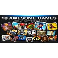 Gamebox 2 Oyun Kolleksiyonu 1 Uygulamada 18 Oyun!