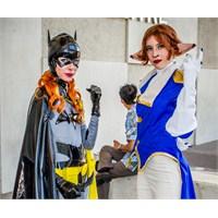 Comic-con Kostümlerine Merhaba Deyin!