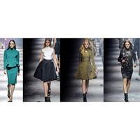 Paris Moda Haftası: Lanvin Defilesi