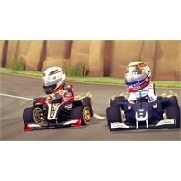 F1 Race Stars Çıkış Videosu