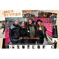 Hugo Boss'un Video Üzerinden Alışveriş Uygulaması