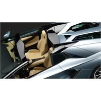 Lamborghini Aventador Roadster Yok Satıyor!