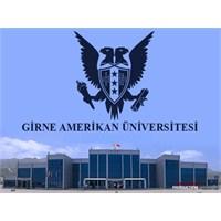 Girne Amerikan Üniversitesi'ndeyim