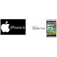 İphone 6 Ve Galaxy S4 Aynı Anda Piyasada!
