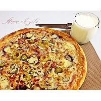 Pratik Bol Malzemos Pizza