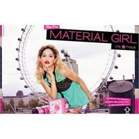 Material Girl'ün Yeni Kızı Rita Ora