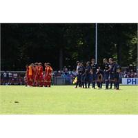 Galatasaray Turnuvayı Beşinci Tamamladı.