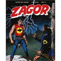 Zagor'un İkinci Dev Albüm'ü