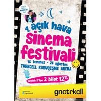 Turkcell Açıkhava Sinema Festivali'ni Başlattı