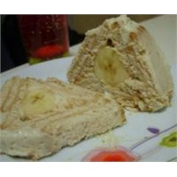 Pratik Muzlu Piramit Pasta