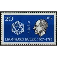 Leonhard Euler'in 306'ıncı Doğumgünü
