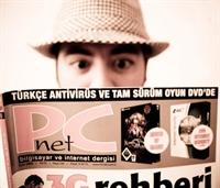 E-vren Günlüğü Pcnet Dergisi'nde
