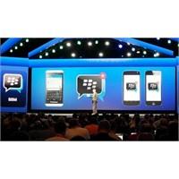 Dünyaca Ünlü Bbm Android Ve İos İçin Yayınlandı!