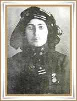 Kara Fatma (fatma Seher Hanım)