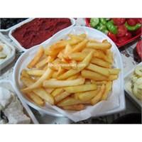 Çıtır Çıtır Patates Kızartmanın Püf Noktaları