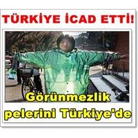 Türkiye İcad Etti