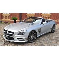 2013 Mercedes Sl-serisi Brabus Kaslarına Kavuştu!