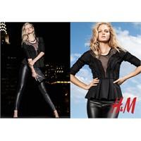 H & M'li Sonbahar Geceleri... İşte O Koleksiyon...