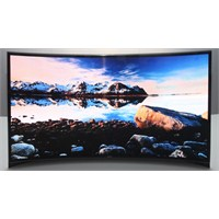 Samsung'un Kavisli Oled Tv'si Geliyor!