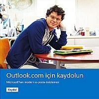 Hotmail Artık Outlook.Com Oluyor