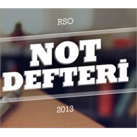 Rso Not Defter