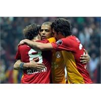 Galatasaray:1-1:trabzonspor