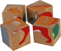 Buddy Blocks – Farm, Jungle And Backyard Buddy