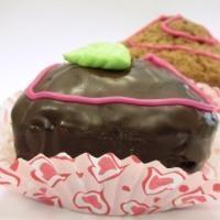 Çikolata Kaplı Kek Tarifi