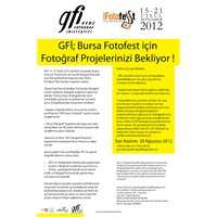 Gfi Bursa Foto Fest İçin Fotoğraflarınızı Bekliyor