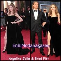 Oscar Ödülleri Kırmızı Halı Çiftleri