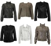 En Şık Ve Yeni Deri Ceket Modelleri