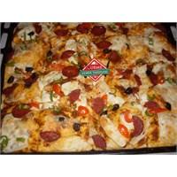 Harika Pizza Tarifi
