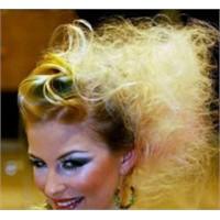 Bazı modeller saça zarar veriyor